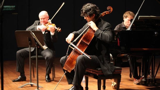The Tempest Trio is set to perform in El Paso as part of the El Paso Pro-Musica 2016 Chamber Music Festival, which takes place throughout the month of January.