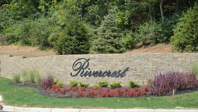 The Rivercrest community in Hamilton Township will be home to the 2017 Homearama luxury home show.