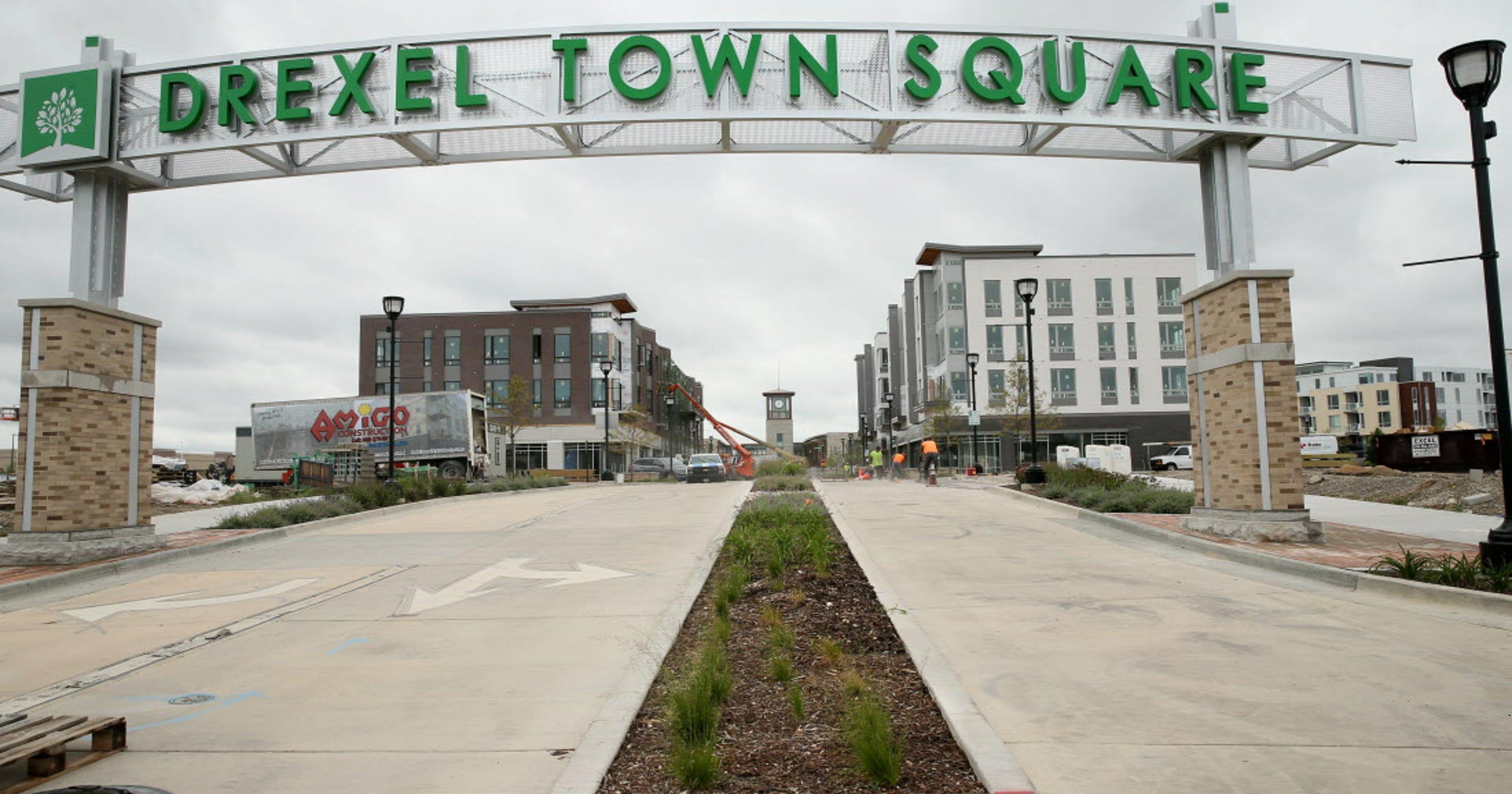 Drexel Town Square continues Oak Creek growth