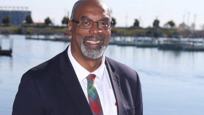 Aaron Mair is the first African American president of the Sierra Club.