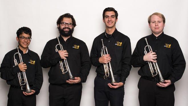 ASU Trumpet Ensemble