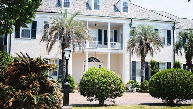 The Monroe House is a 15 bedroom, 11 bath and 6 half bath home located at 845 E Scenic Drive in Pass Christian, MS. It is listed at $6,500,000.