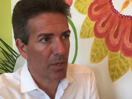 Wayne Pacelle, CEO of the Humane Society of the United