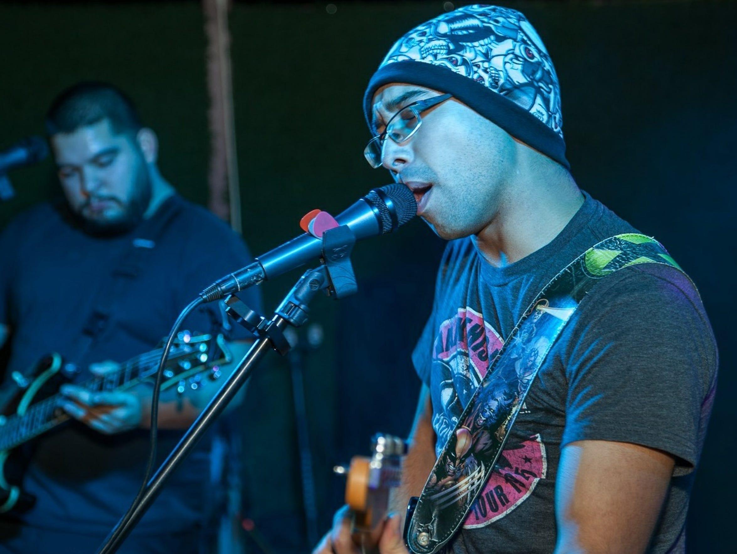 Perfect On Paper will perform 7 to 9 p.m. Saturday, Nov. 25 at Salud! de Mesilla.