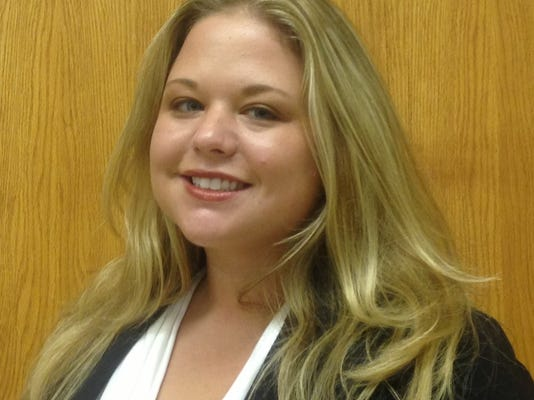 Lacey Mac Intyre recently was named transition coordinator at Crispus Attucks Youthbuild Charter School.