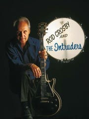 Longtime El Paso musician Rod Crosby will perform during