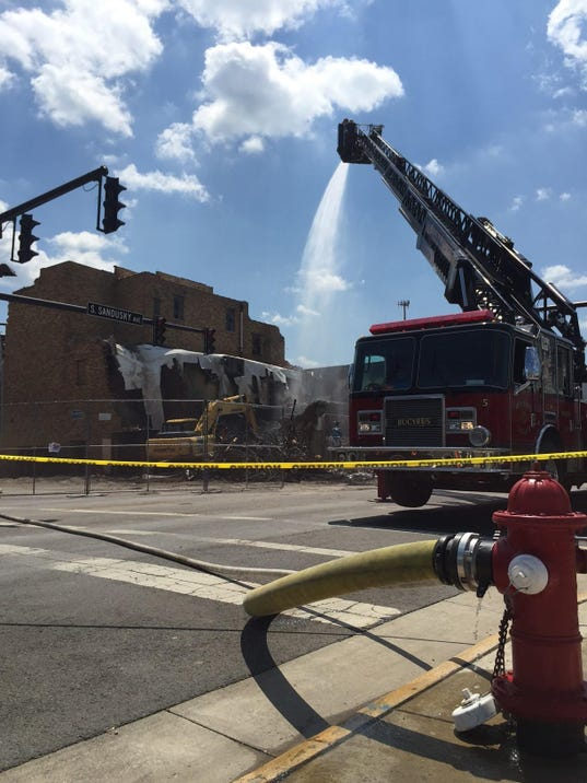 schine�s theater a 1936 landmark comes crashing down