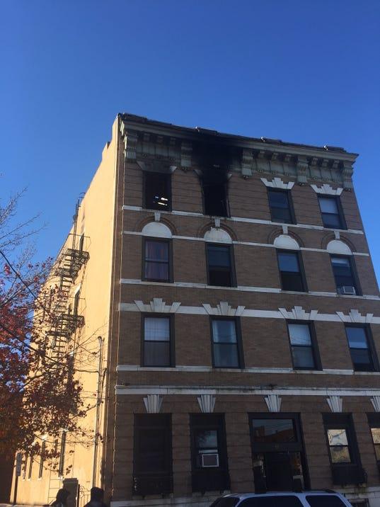 New Rochelle fire