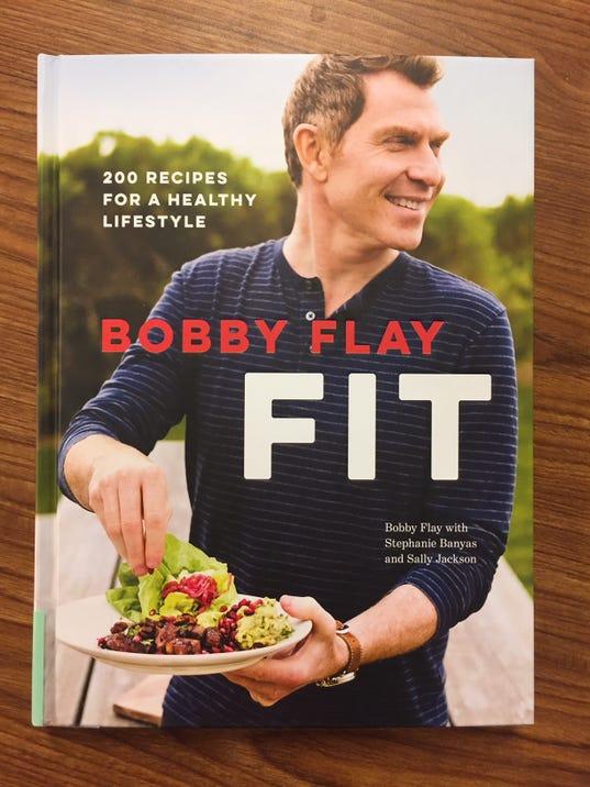 Bobby Flay Cookbook