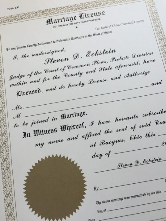 Search Marriage License Marriage Moment