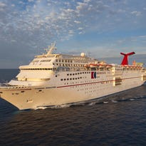 Third Carnival ship in a month emerges from makeover