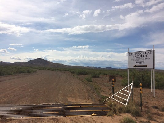 hillsboro mine project is desperate for water