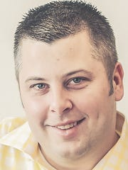 Ryan Fitzthum, of Sartell, announced his intent to run for the Sartell City Council on Thursday.