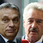 Call for Hungary to be kicked out of EU over refugee stance