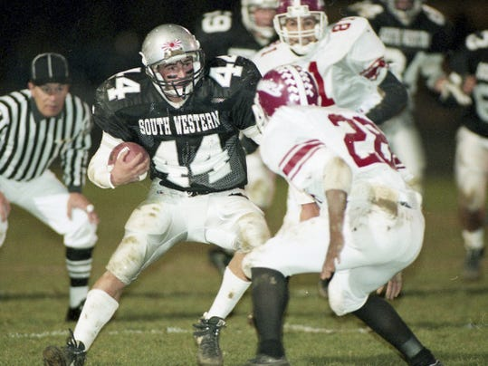 South Western's 1994 football team was the second of four Mustangs teams that went undefeated. This fall marks the 20th anniversary of that squad.
