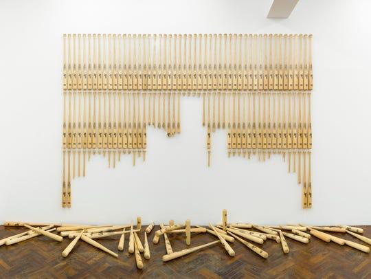 Guatemalan conceptual artist Dario Escobar was commissioned