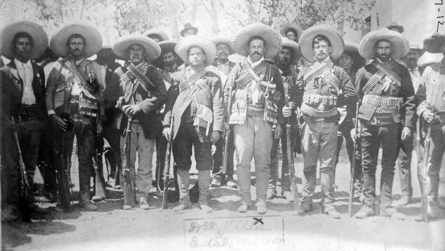 Pancho Villa Mexican History