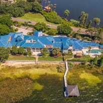 NBA legend Shaquille O'Neal is selling his 31,000-square-foot Florida mansion for $28 million