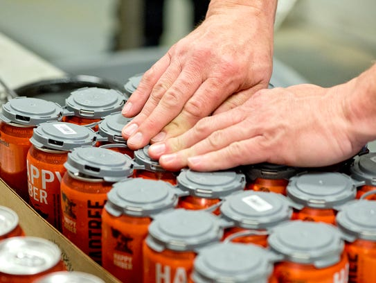 MadTree Brewing offered an inside look at its canning