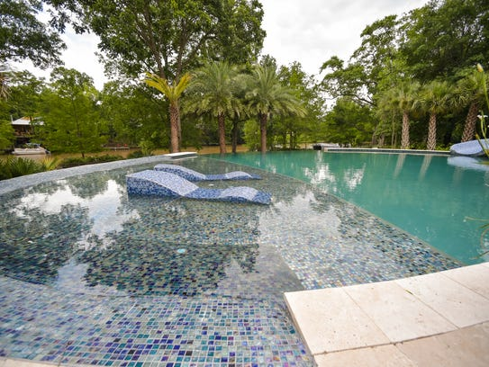 See some of Lafayette's most fabulous backyards