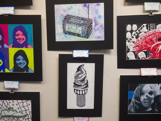Stop by the Hanover Area Arts Guild on Friday for the