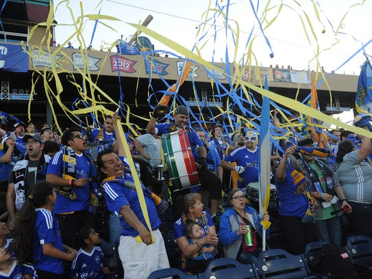 Reno 1868 FC takes on the Seattle Sounders 2 at Greater