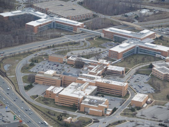 AstraZeneca sold the 80-acre campus of its U.S. headquarters