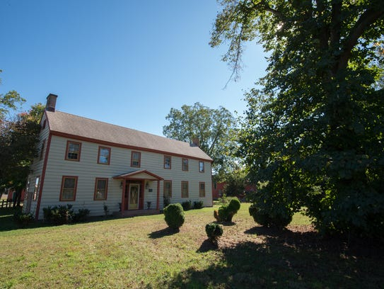 The Sudler House in Bridgeville started with a three-bay