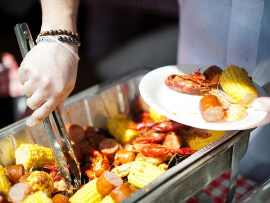Cajun culture, live jazz, blues, fried gator and a crawfish boil? Count us in!