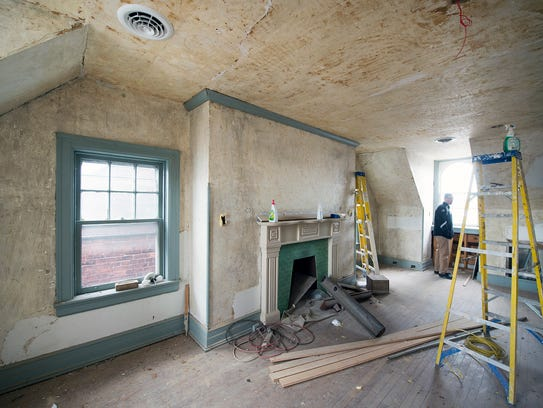 See inside an underground railroad stop in york for 123 william street 3rd floor
