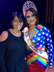 Reigning Miss Shenandoah Valley Pride Jayda Knight