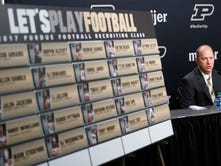 Purdue's Brohm: New recruiting rules good start