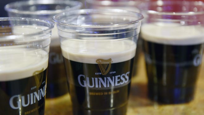 The Celtic Bayou Festival presents afour-course meal paired with Guiness ales Sunday at Warehouse 535.
