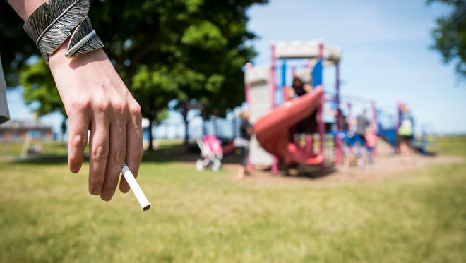Port Huron officials aren't sure enough time has passed to know the impact of the city's new smoking ban at local parks.