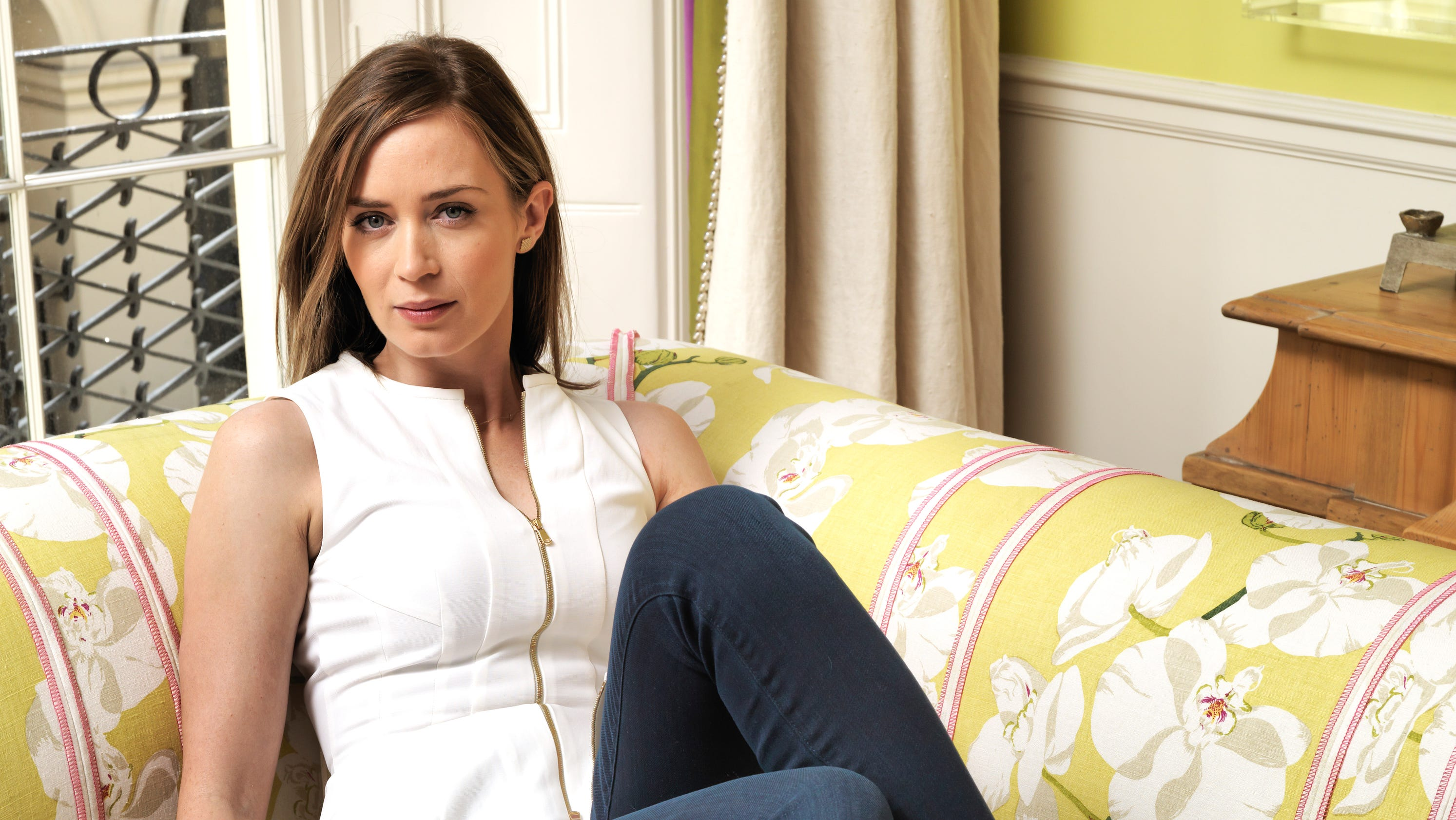 Emily Blunt S Extreme Year Peak Physique To Pregnancy