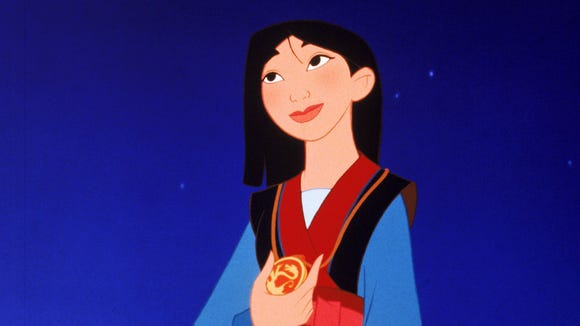 """Mulan"" is a remake whose time has come."