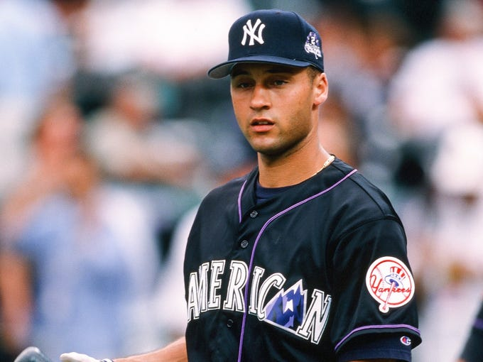 Derek Jeter was voted to his 14th All-Star Game of his career. This ca6ae1b4272