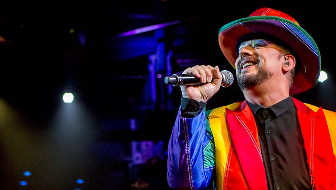 Boy George and Culture perform in Phoenix at the Celebrity Theatre on Tuesday, Aug. 23.