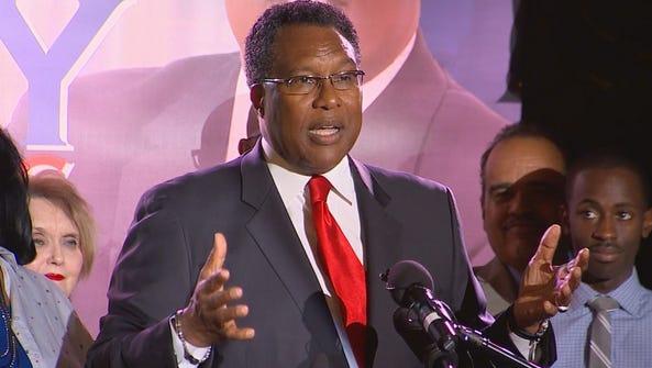 Dallas city council member Dwaine Caraway said Monday,