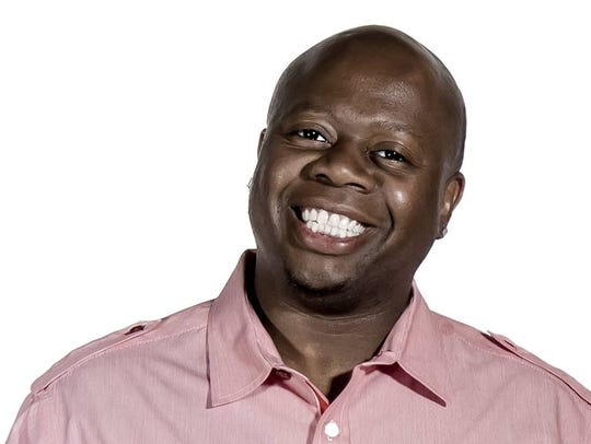 Adrian Washington does regular comedy shows at the