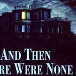 """Pacelli Catholic High School will present """"And Then There Were None"""" this week, April 28-30."""