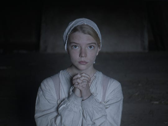 """Anya Taylor-Joy stars as Thomasin in """"The Witch."""""""