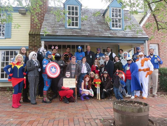 SuperHero Weekend on Aug. 26 at Comic Fusion in Flemington