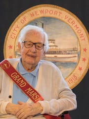 Tony Pomerleau, real estate developer and philanthropist, was named grand marshal of Newport City's centennial celebration to be held June 29-July 4, 2018.
