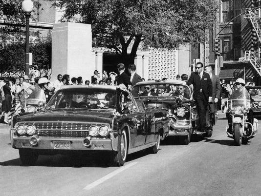 AP JFK That Awful Day