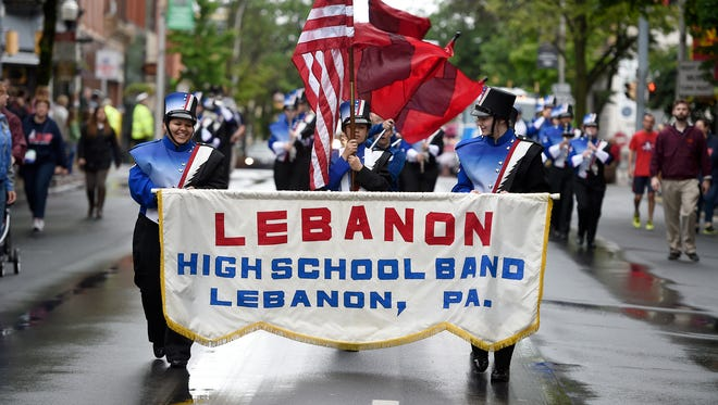 The Memorial Day parade in downtown Lebanon is just one of a handful of holiday-themed events around the County this weekend.