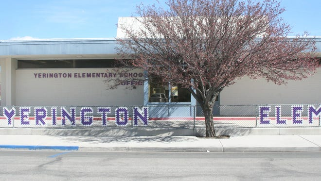 A new kiss and drop will be built this summer at Yerington Elementary School.