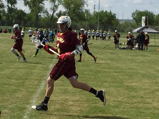 The Rapid City-based 7 Flames lacrosse club will travel