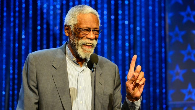 Testimony from Bill Russell was entered into the record on the Ed O'Bannon antitrust case against the NCAA.