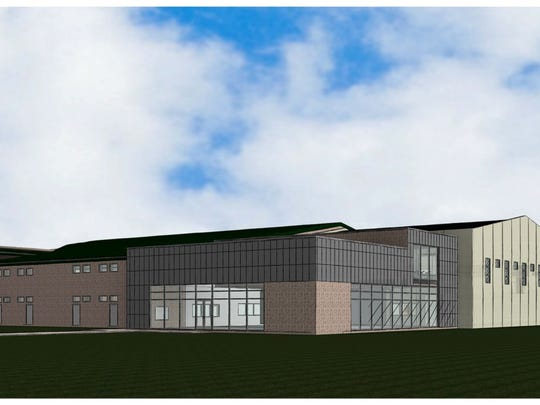 Planning is underway to add a new, 6,000-square-foot